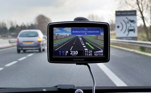 L'utilisation du GPS au volant est en hausse dans tous les pays d'Europe