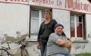 Christiane et Claude Herbin vivent à Notre-Dame-des-Landes depuis 1996.