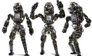 Le robot Atlas, de Boston Dynamics.