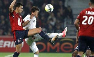 Marseille est allé s'imposer 1-0 à Lille, ce dimanche soir