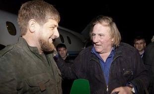 """L'acteur franco-russe Gérard Depardieu a annoncé lundi vouloir tourner un film sur la Tchétchénie, après avoir fait la fête avec son """"ami"""" Ramzan Kadyrov, président décrié de cette république instable du Caucase russe, provoquant l'indignation des défenseurs des droits de l'homme"""