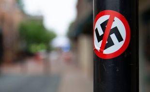 Une vente aux enchères d'objets nazie a été annulée (illustration).
