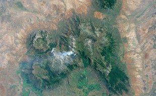L'observation des zones forestières par satellite, comme ici au Malawi, permet de gérer les besoins écologiques au plus près.