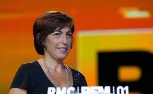 La journaliste Ruth Elkrief.