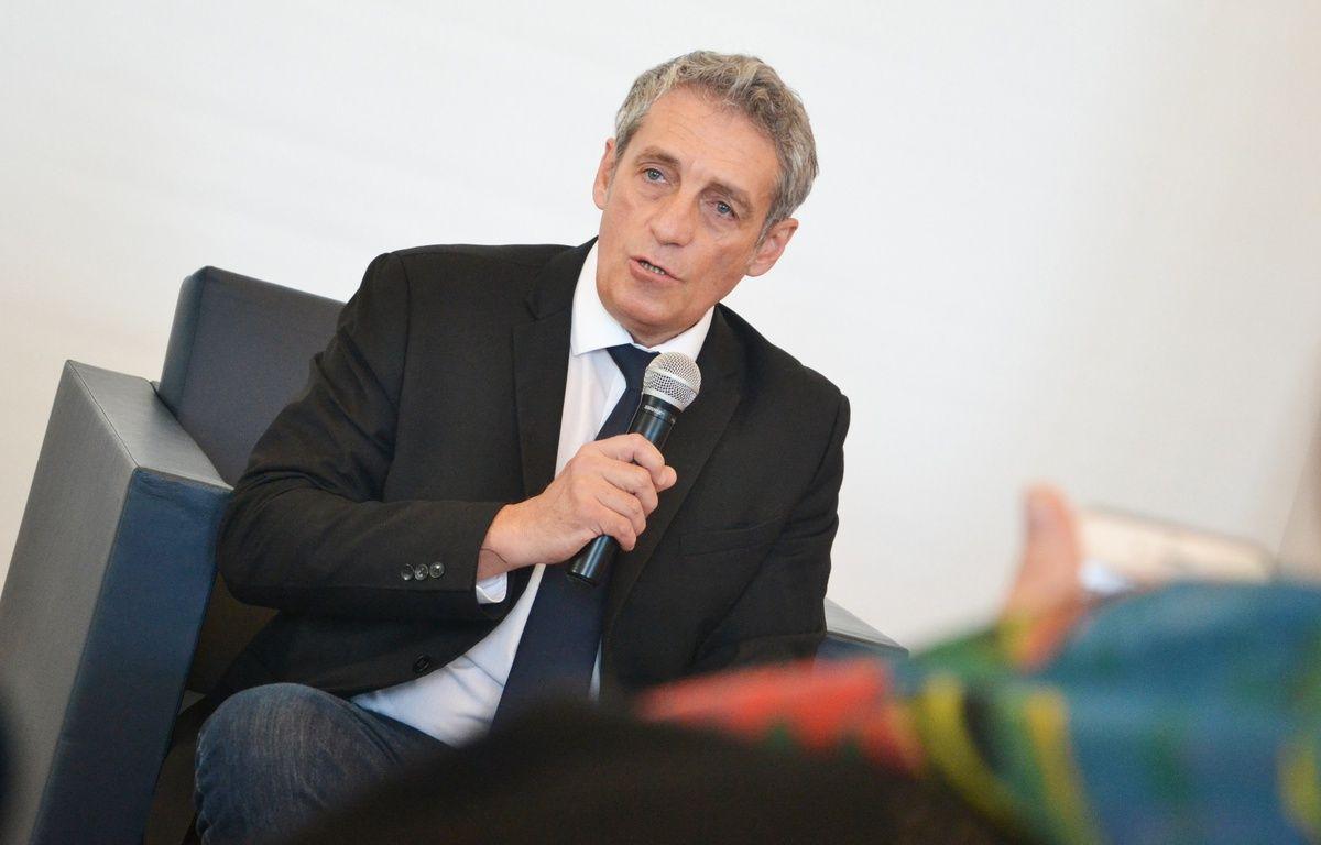 Philippe Saurel. – N. Bonzom / Maxele Presse