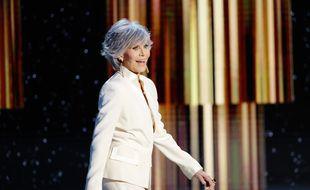 L'actrice Jane Fonda