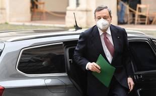 Mario Draghi est le nouveau Premier ministre italien.