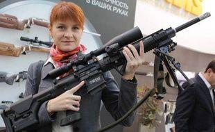 La ressortissante russe Mariia Butina (photo Facebook).