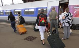 La SNCF prévoit 9 TGV sur 10 et 3 TER sur 5.