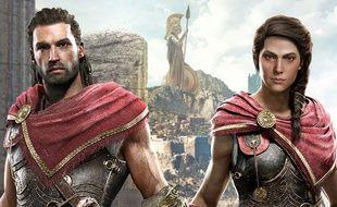 Alexios ou Kassandra ? Faites le(s) bon(s) choix dans «Assassin's Creed Odyssey»
