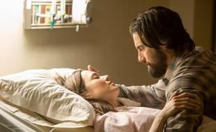 Mandy Moore et Milo Ventimiglia dans «This Is Us».