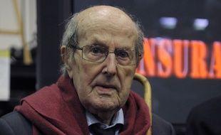 Manoel de Oliveira fête ses 105 ans en décembre 2013