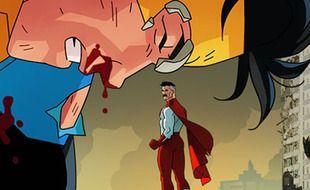 Le comics « Invincible » revisite les tropes des super-héros, maintenant une série animée sur Prime Video