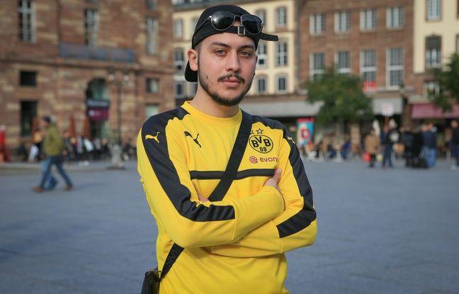 Strasbourg le 13 octobre 2016. Le rappeur strasbourgeois MRC.