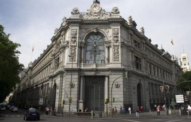 Le taux de créances douteuses des banques espagnoles, indice de leur vulnérabilité, a encore progressé en mai, atteignant un nouveau record depuis 1994 à 8,95%, a annoncé mercredi la Banque d'Espagne.