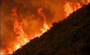 Les pompiers grecs continuaient vendredi de lutter contre le feu qui brûlait depuis la veille sur le Mont Parnès, en banlieue nord-ouest d'Athènes, même si l'incendie a perdu en intensité et ne menace plus aucune habitation.