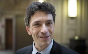 L'ancien juge antiterroriste Marc Trévidic à Paris en juillet 2015.