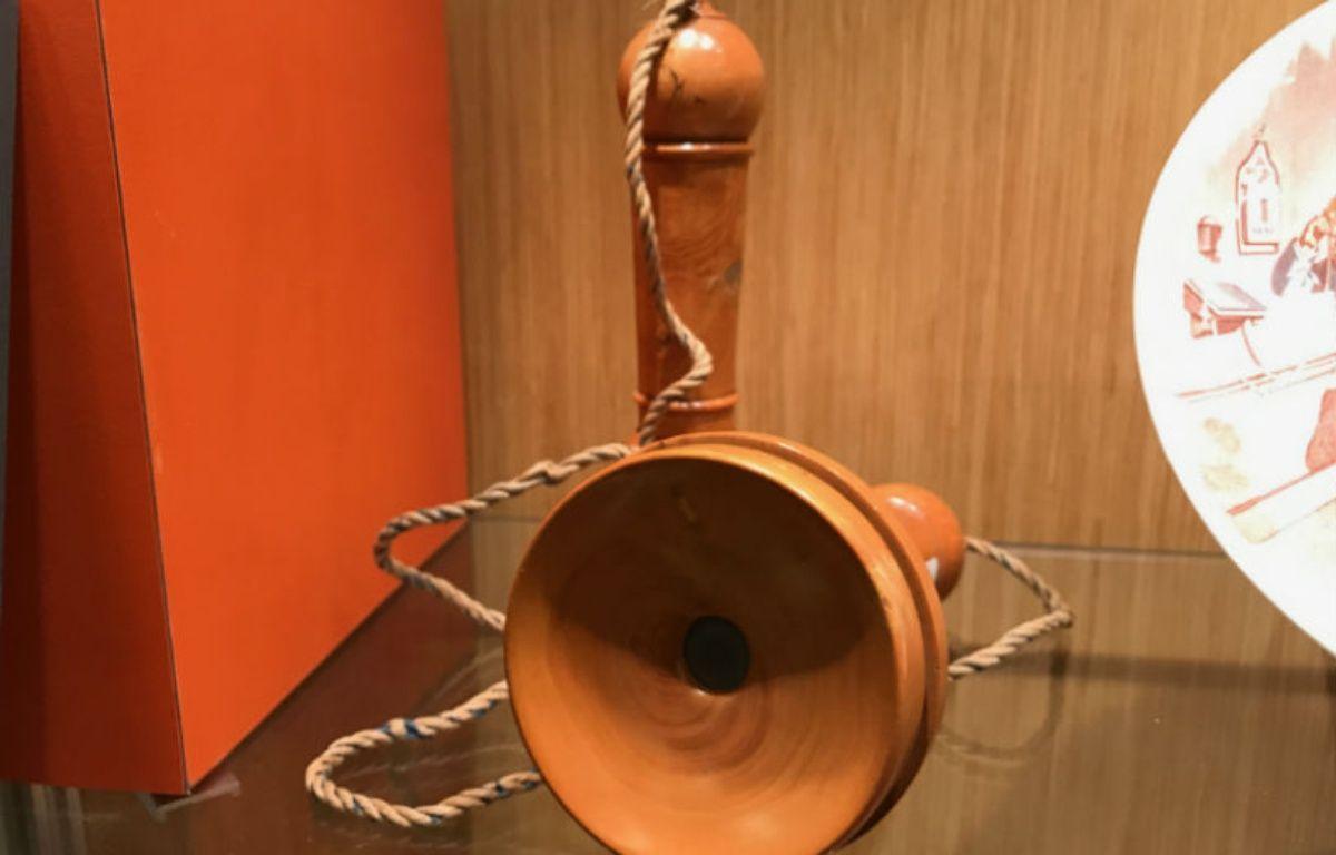 Il y a 140 ans... le premier téléphone Bell. – CHRISTOPHE SEFRIN/20 MINUTES