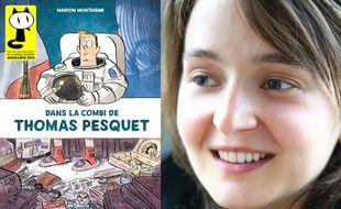 Marion Montaigne et son album consacré à Thomas Pesquet