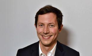 François-Xavier Bellamy, le 30 octobre 2017 à Paris.