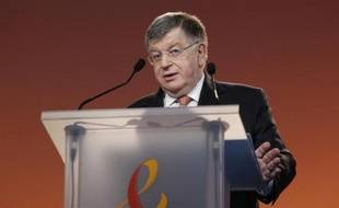 L'ancien PDG de France Télécom Didier Lombard, en 2009