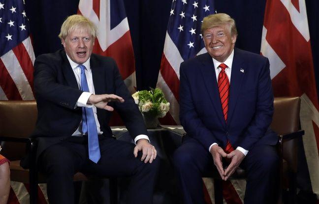 Législatives au Royaume-Uni: Donald Trump félicite Boris Johnson pour sa «grande» victoire
