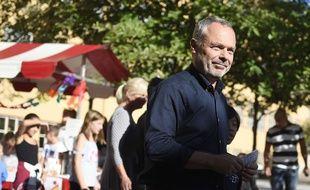 Jan Bjorklund, leader des Libéraux suédois, a été l'une des voix les plus engagées contre les Démocrates de Suède, parti anti-immigration.