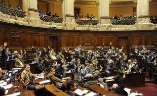 Le projet de légalisation du cannabis en Uruguay, qui ferait notamment de ce petit pays sud-américain le premier où l'État contrôlerait la production et la vente de marijuana, a commencé à être examiné devant la Chambre des députés, première étape en vue de son adoption