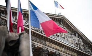 L'Assemblée nationale, à Paris, le 4 novembre 2019.