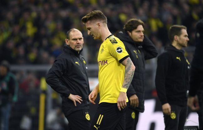 Ligue des champions: Dortmund annonce le forfait de son capitaine Marco Reus face au PSG