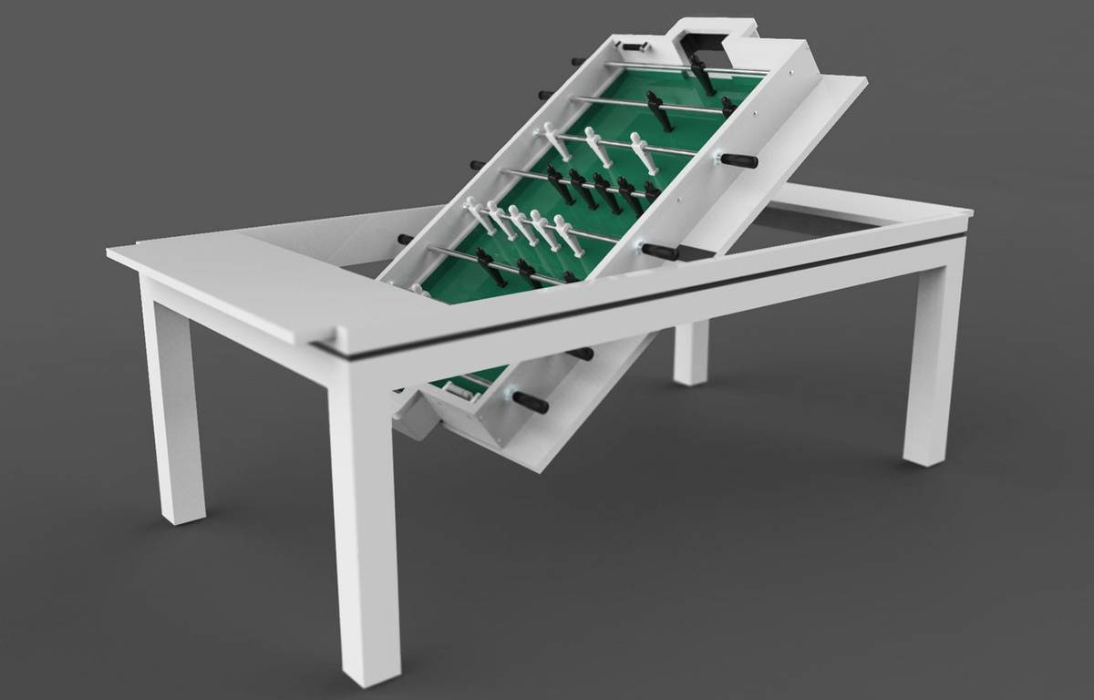 9 - Une table de baby-foot pour le salon. – © Concours Lépine