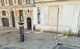 Le passage des Trois-Anguilles, à Lille.