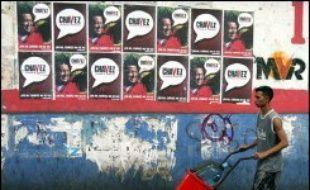 Seize millions d'électeurs sont appelés à voter ce dimanche à la présidentielle au Venezuela où l'actuel dirigeant Hugo Chavez, 52 ans, chef de file de la gauche anti-américaine, part en position de grand favori.