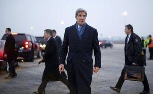 Le secrétaire d'Etat américain John Kerry est arrivé mardi soir à Paris, où il doit rencontrer mercredi son homologue Laurent Fabius pour discuter notamment de la situation au Mali et en Centrafrique, ainsi que du conflit en Syrie, a constaté un journaliste de l'AFP.