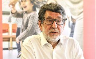 Le maire de Mérignac Alain Anziani (PS)