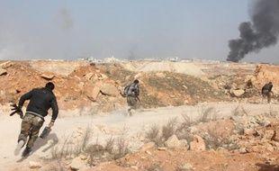 Les combats, voitures piégées et exécutions ont causé la mort de 3.300 personnes en Syrie depuis le début des affrontements sans merci entre les rebelles et les jihadistes de l'État islamique d'Irak et du Levant (EIIL), selon une ONG.