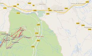 Un corps momifié retrouvé à Uvernet-Fours