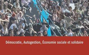 Créateurs d'utopie : démocratie, autogestion, économie sociale et solidaire