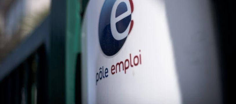 Une agence Pôle emploi (photo d'illustration)