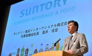 Le fabricant japonais de boissons et aliments Suntory Beverage & Food a annoncé lundi s'être mis d'accord avec le groupe pharmaceutique britannique GlaxoSmithKline pour lui acheter ses boissons sucrées Lucozade et Ribena pour 1,6 milliard d'euros.