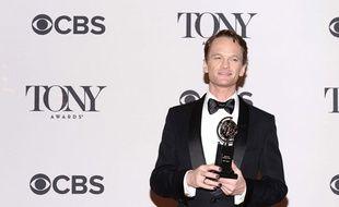 Neil Patrick Harris à la 68e cérémonie des Tony Awards.