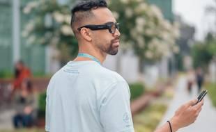 Project Aria, de Facebook, est un prototype de lunettes connectées développées en partenariat avec Ray-Ban.