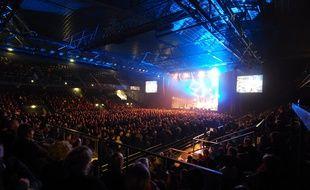 Le Liberté dispose d'une capacité maximale de 5.300 spectateurs.