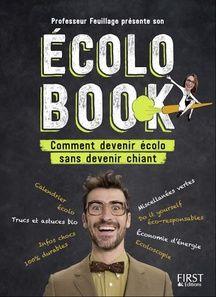 L'Ecolobook du Professeur Feuillage