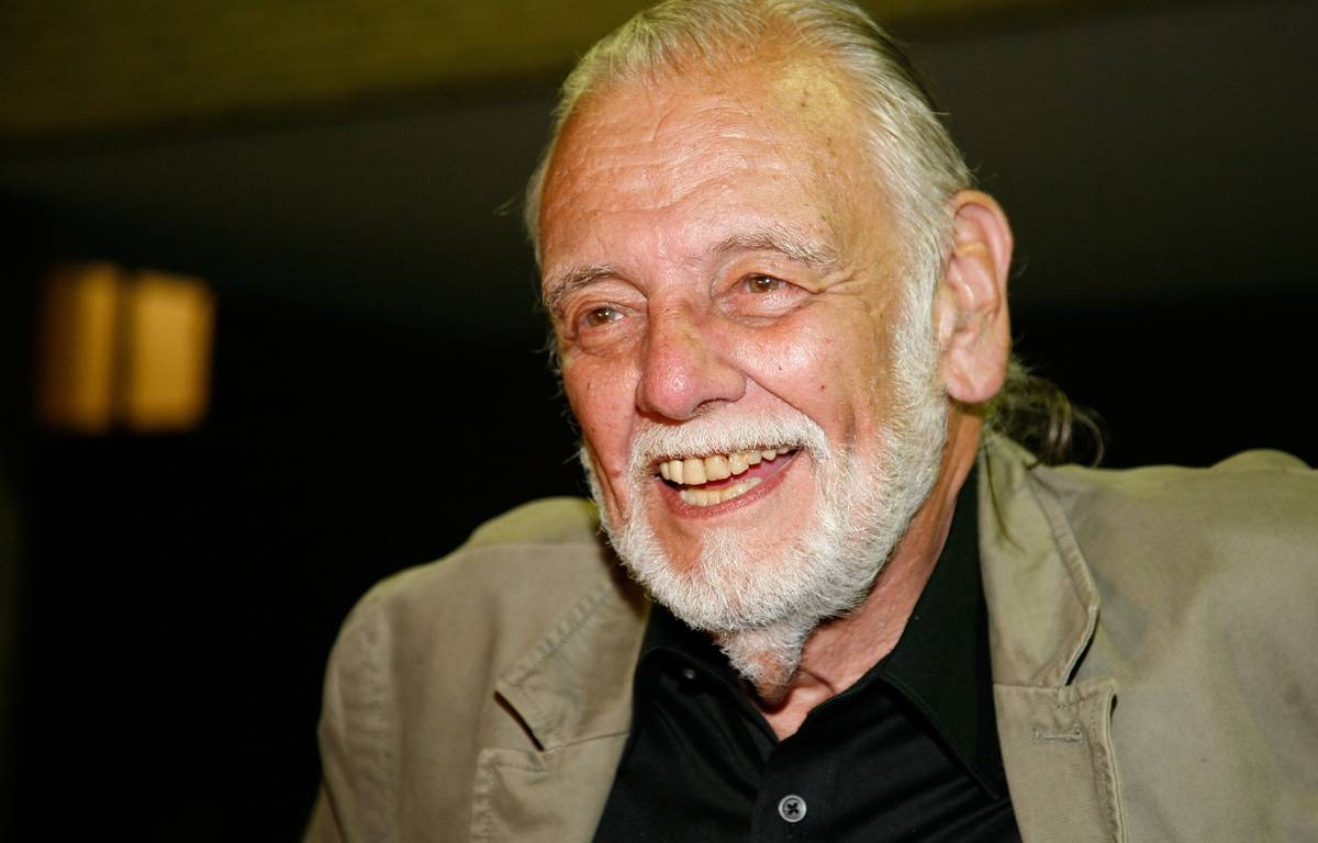 George A. Romero à Toronto en 2009. – Malcolm Taylor / GETTY IMAGES NORTH AMERICA / AFP
