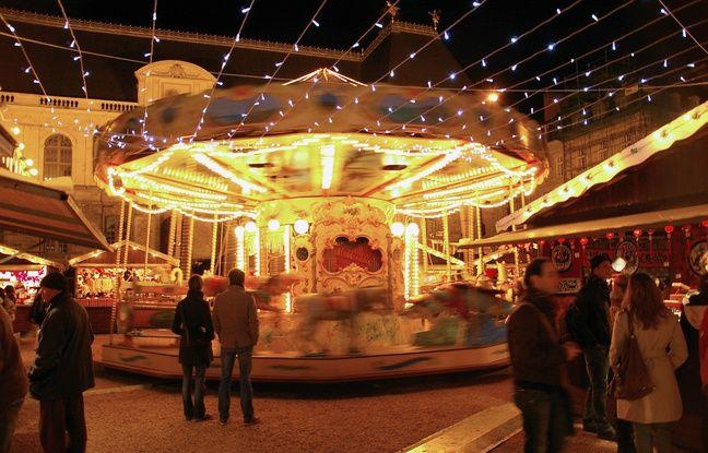 Le marché de Noël de Rennes ne se tiendra plus place du Parlement.