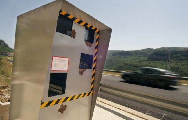 carte radars fixes 64