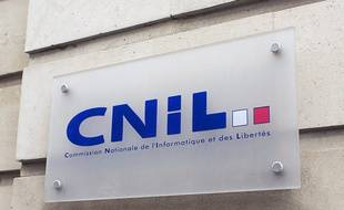 Les bureaux de la CNIL, à Paris.