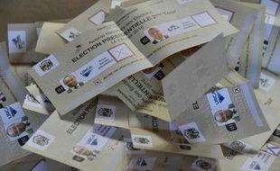 Quelque deux millions d'électeurs étaient appelés à départager les candidats