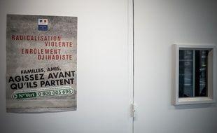 Campagne de prévention contre le djihadisme en France, illustration